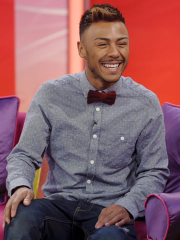 Marcus Collins | Celebrity Spy 12 January | Pictures | Photos | New | Celebrity News