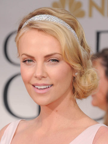 Charlize Theron | Golden Globes 2012 | Pictures | Photos | New | Celebrity News