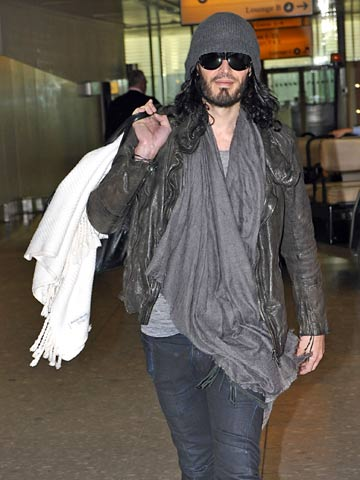 Russell Brand | Celebrity Spy 14 - 16 January | Pictures | Photos | New | Celebrity News