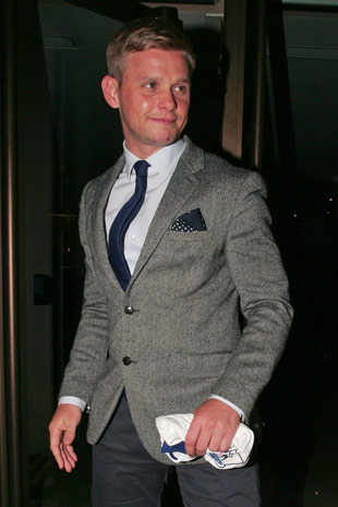 Jeff Brazier | Mayfair Hotel London | Pictures | Photos | New | Celebrity News