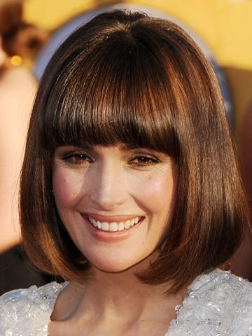 Rose Byrne | Celebrity hair | Pictures | New styles | Latest | Hair | Now | Photos | Hairstyles