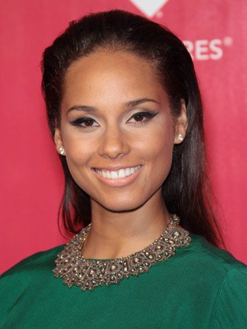 Alicia Keys | Celebrity hair | Pictures | New styles | Latest | Hair | Now | Photos | Hairstyles