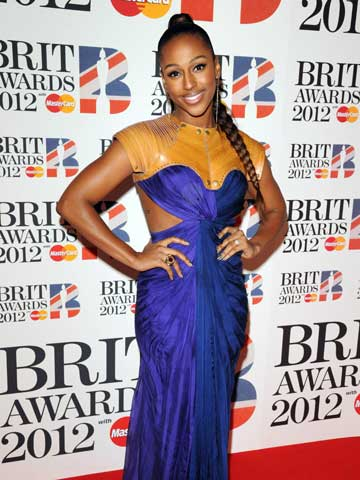 Alexandra Burke | The Brit Awards 2012 | Pictures | Photos | New | Celebrity News