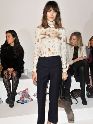 Alexa Chung | Celebrity fashion | Pictures | Best dressed | Photos | Celebrity News