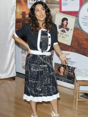 Salma Hayek | Celebrity fashion | Worst dressed | Pictures | Now | Fashion | New | Photos | Bad Style