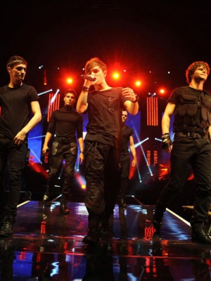 The Wanted | 02 Arena | Pictures | Photos | New | Celebrity News