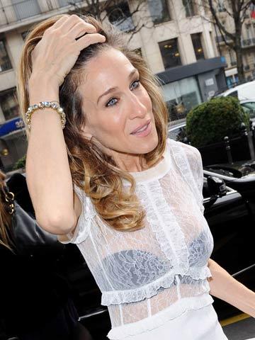 Sarah Jessica Parker | Paris Fashion Week | New | Pictures | Photos | Celebrity News | Now Magazine