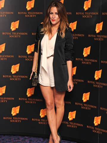 Caroline Flack | Royal Television Awards | London | Pictures | Photos | New | Celebrity News