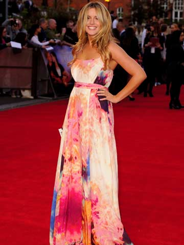 Caggie Dunlop | Titanic 3D London Premiere | Pictures | Photos | New | Celebrity News