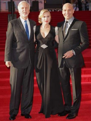 James Cameron, Kate Winslet and Billy Zane | Titanic 3D London Premiere | Pictures | Photos | New | Celebrity News