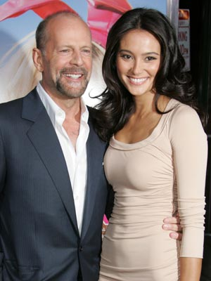 Bruce Willis and Emma Heming have been dating for 8 months