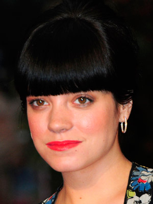 Lily Allen | Celebrity hair | Pictures | New styles | Latest | Hair | Now | Photos | Hairstyles