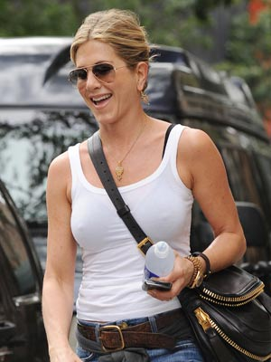 Jennifer Aniston I Feel Sexy In Jeans And Justin Theroux
