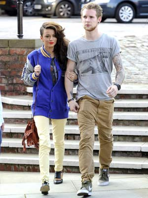 Cher Lloyd and Craig Monk | Cher Lloyd In Manchester | New | Pictures | Photos | Celebrity News | Teen Now