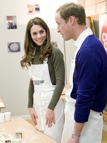 Kate Middleton and Prince William | Centrepoint London | Pictures | Photos | New | Celebrity News