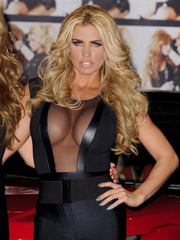 Katie Price | Celebrity fashion | Worst dressed | Pictures | Now | Fashion | New | Photos | Bad Style