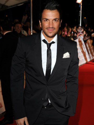 Peter Andre | National Television Awards 2012 | Pictures | Photos | New | Celebrity News