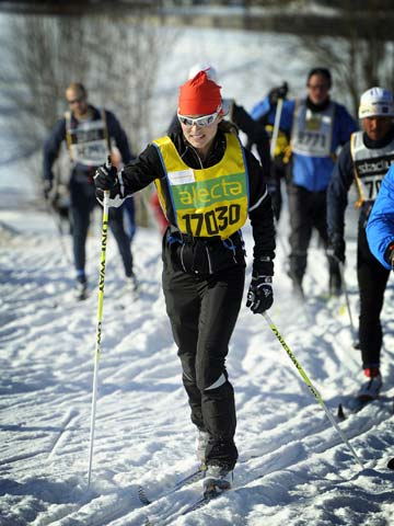 Pippa Middleton | Vasaloppet Cross Country Ski Race in Sweden | Pictures | Photos | New | Celebrity News
