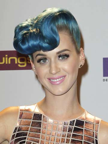 Katy Perry | Celebrity hair | Pictures | New styles | Latest | Hair | Now | Photos | Hairstyles