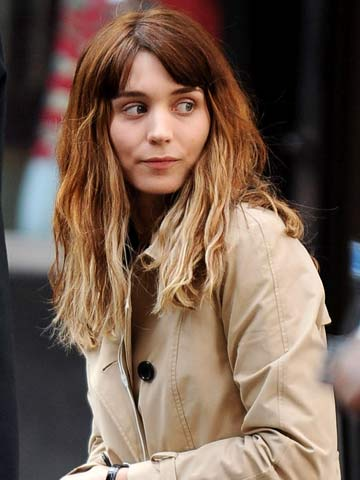 Rooney mara gets a long hair makeover celebsnow rooney mara long hair extensions new pictures now magazine pmusecretfo Choice Image