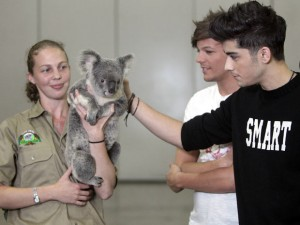 Zayn Malik and Louis Tomlinson | One Direction | Australia | Pictures | Photos | New | Celebrity News