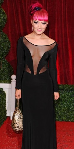 Hollie-Jay Bowes | British Soap Awards 2012 | New Pictures | Red carpet | Dress