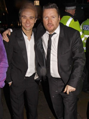 Jack P Shepherd and Ian Puleston-Davies | British Soap Awards After Party | Pictures | Photos | new | Celebrity News