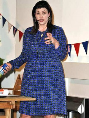 Kirstie Allsopp | Celebrity fashion | Worst dressed | Pictures | Now | Fashion | New | Photos | Bad Style