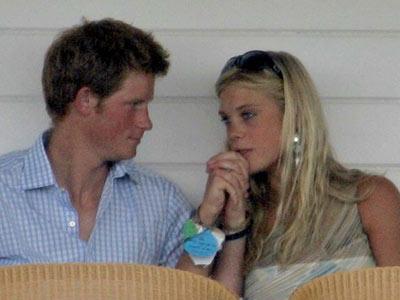 are prince harry and chelsy davy dating 2012