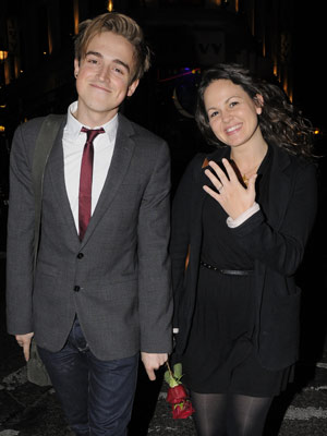Tom Fletcher And Giovanna Falcone Mcfly Photos Pictures New Now Magazine