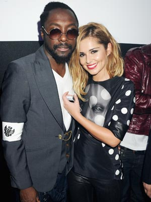 Cheryl Cole and WILL.I.AM | HTC Launch | Pictures | Photos | New | Celebrity News