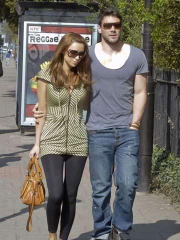 Una Healy and Ben Foden  | New | Pictures | Photos | Celebrity News | Now Magazine