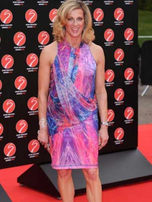 Sally Gunnell | Celebrity fashion | Worst dressed | Pictures | Now | Fashion | New | Photos | Bad Style