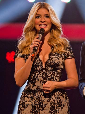 Holly willoughbysexy
