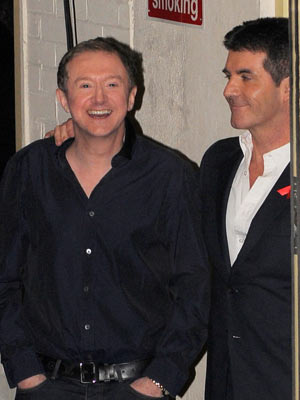 Louis Walsh and Simon Cowell | New | Pictures | Photos | Gallery | Now Magazine | Celebrity Gossip | TV News