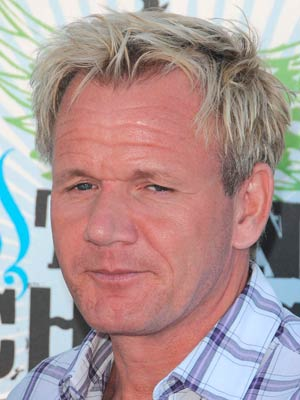 gordon ramsay looks like cabbage patch doll as face swells after
