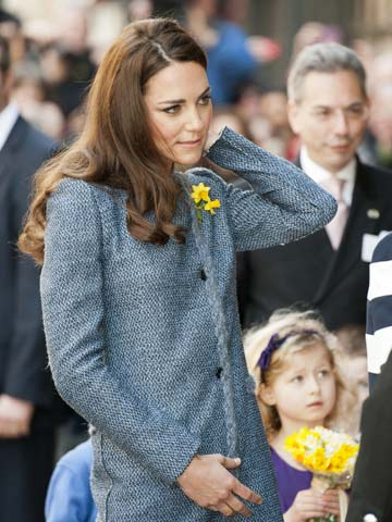 Kate Middleton | Fortnum & Mason March 2012 | Pictures | Photos | New | Celebrity News