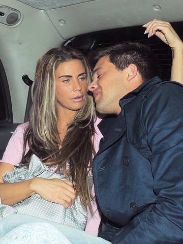 Katie Price and Leandro Penna | Celebrity Spy 20 April 2012 | Pictures | Photos | New | Celebrity News