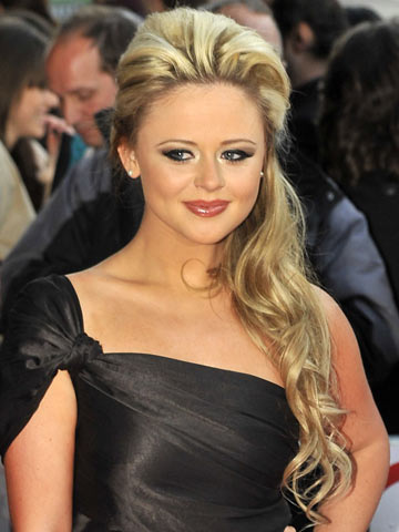 Emily Atack | Celebrity hair | Pictures | New styles | Latest | Hair | Now | Photos | Hairstyles