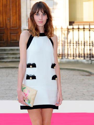 Alexa Chung | Best dressed celebs | Pictures | Now Magazine | Celebrity Gossip | Fashion |