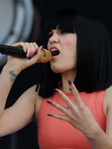Jessie J | Beauty News | Now Magazine | Beauty | Pictures | Celebrity gossip | Photos
