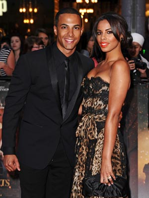 Marvin Humes and Rochelle Wiseman | Water For Elephants | Pictures | Photos | New | Now Magazine