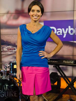 Christine Bleakley | Celebrity fashion | Worst dressed | Pictures | Now  |  Fashion | New | Photos | Bad Style