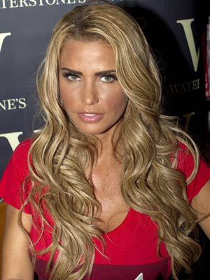 Katie Price | Celebrity hair | Pictures | New styles | Latest | Hair | Now | Photos | Hairstyles