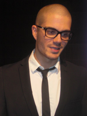 Max George | Specsavers Spectacle Wearer Of The Year 2011 | Pictures | Photos | New | Celebrity News