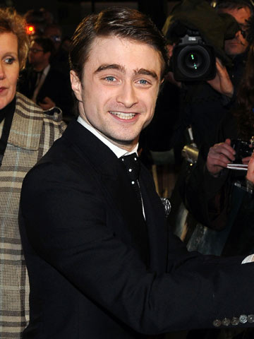 Daniel Radcliffe | The Woman in Black Premiere | Pictures | Photos | New | Celebrity News