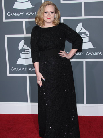 Adele | Grammys 2012 | Pictures | Photos | New | Celebrity News
