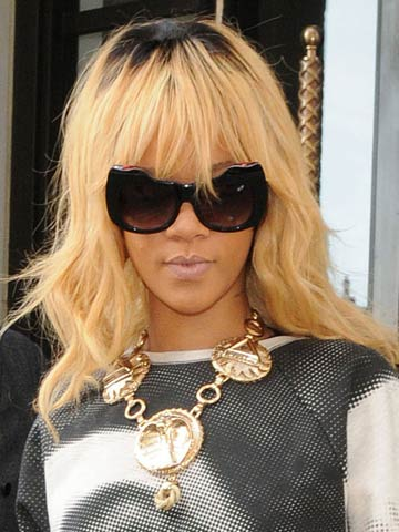 Rihanna | Celebrity hair - new styles | Pictures | Photos | New | Celebrity News