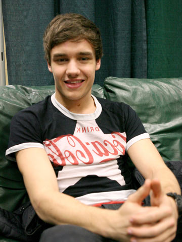 Liam Payne | One Direction | US Tour 2012 | Pictures | Photos | New | Celebrity News