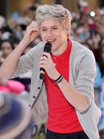 Niall Horan | One Direction | Today Show New York | One Direction | Pictures | Photos | New | Celebrity News